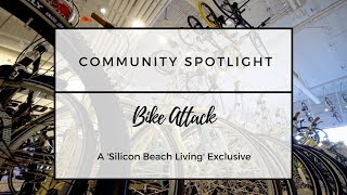 Silicon Beach's Premier Bike Shop on the Runway in Playa Vista!