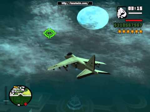 GTA TOP 10 KILLS AIR FORCE... USE JUMPJET!!! 2013