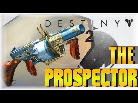 No More Heavy!!! | DESTINY 2 | The Prospector
