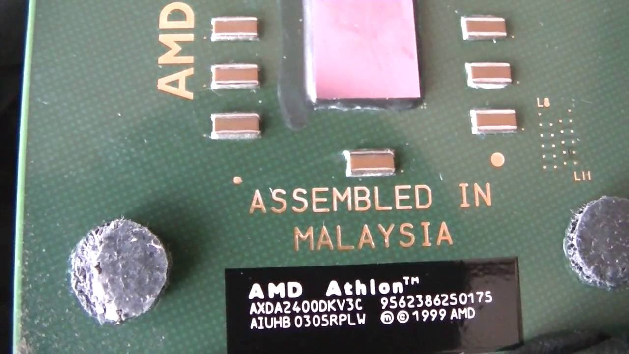 DRIVERS FOR AMD ATHLON TM XP 2400