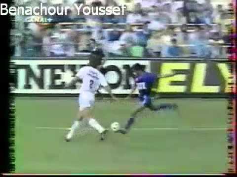 Download Aziz bouderbala vs Olympique Marseille - Coupe de France - 1/2  - 1989/1990
