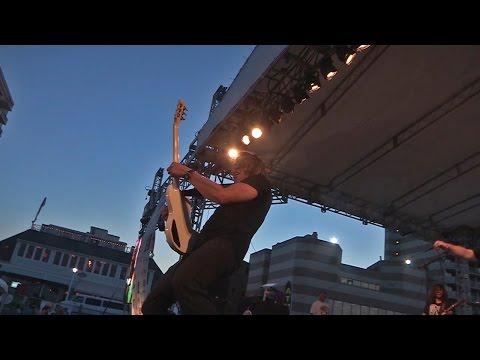 Freedom Hawk -  ECSC, 5th Street Stage, Virginia Beach, 8-27-2016, (2-cam)