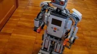 odno-lego.ru   Lego NXT mindstorms Alfa Rex