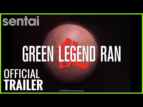 Green Legend Ran Official Trailer