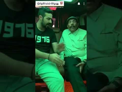فهد العرادي سناب - تحدي الكلمات مع الخال ابو طلال في تركيا