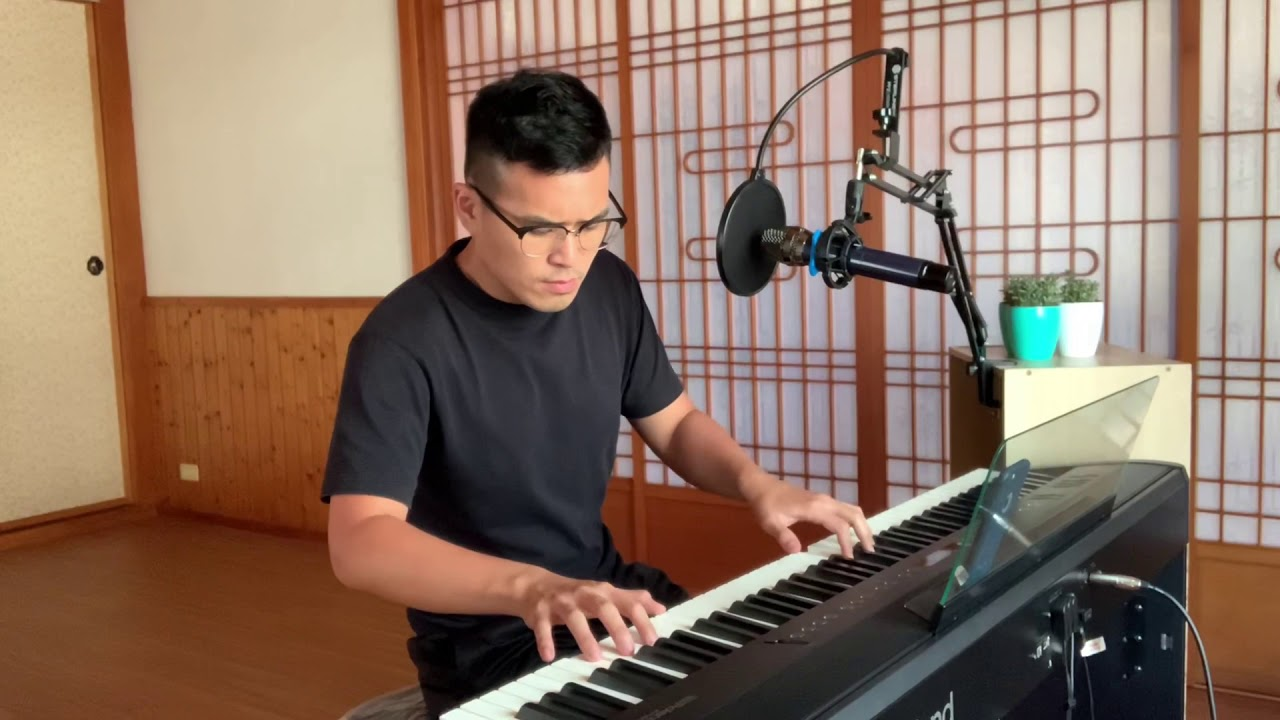 「太陽」- 邱振哲 小翻唱byCJ - YouTube