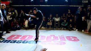 Semifinal Boogie Master: Unik Breakers vs Rythm Invade