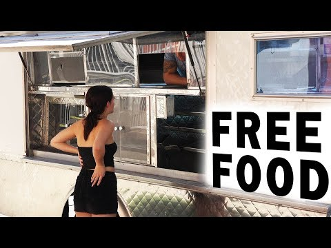 FREE FOOD EXPERIMENT