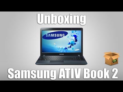 Unboxing Samsung ATIV Book 2 - 270E5G-XD1