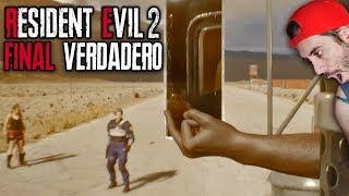 Éste es el ÚNICO FINAL VERDADERO de RESIDENT EVIL 2 Remake ¡Qué no os engañen!