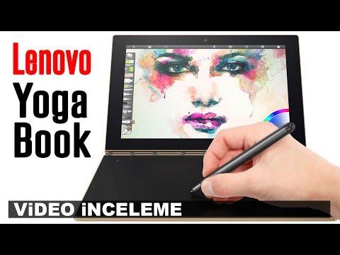 Lenovo Yoga Book İncelemesi - Hem tablet hem dizüstü hem de