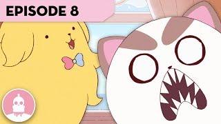 ''Perros'' - la Abeja y PuppyCat - Ep. 8 - Cartoon Hangover - Episodio Completo