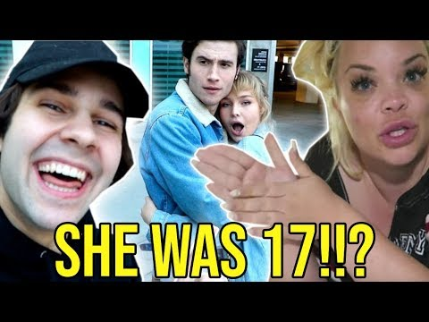 Trisha Paytas Exposes Brandon Calvillo for Dating A 17 Year Old!? (Exclusive Receipts)