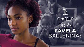 Rio's Favela Ballerinas| Al Jazeera Close Up