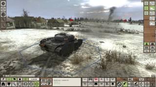 Achtung Panzer! gameplay.