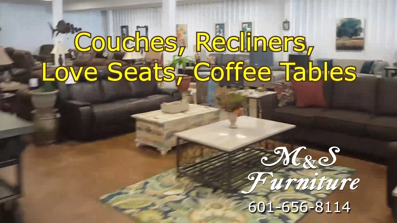 M S Furniture New Inventory 2017 Youtube
