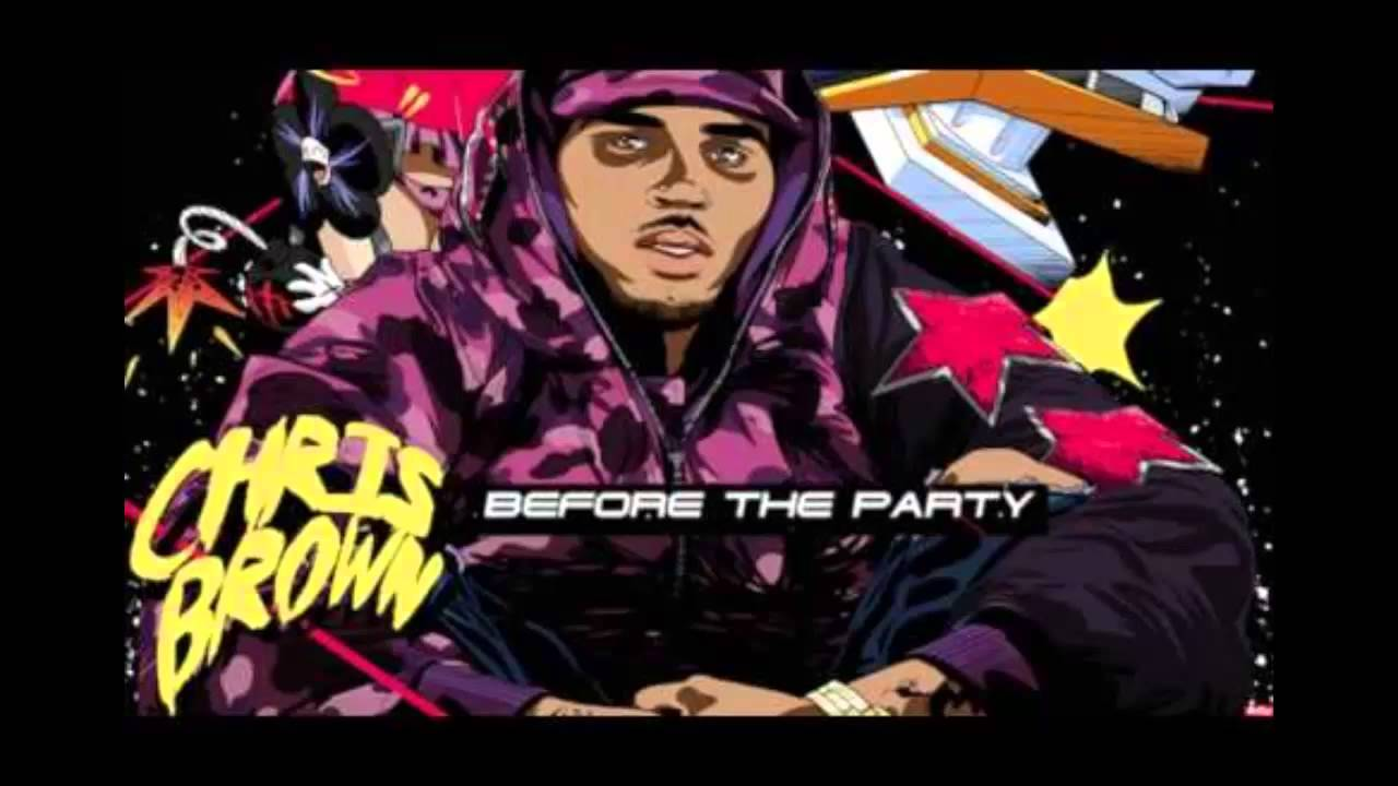 Chris Brown Counterfeit ft Rihanna Wiz Khalifa & Kelly (Before The Party)