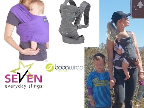 The 8 Best Baby Wraps and Slings