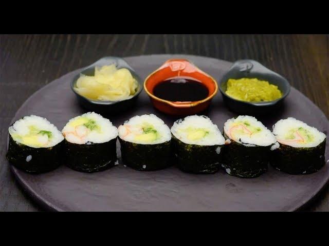 Maki Surimi Sushi Tarifi, Nasıl Yapılır?
