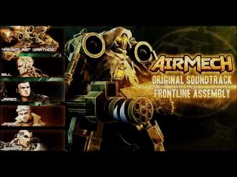 airmech музыка. Песня Death Level - Front Line Assembly - AirMech 2012 скачать mp3 и слушать онлайн