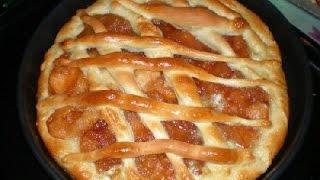 Пирог с яблочным вареньем.ВКУСНОТЕНЬ=)