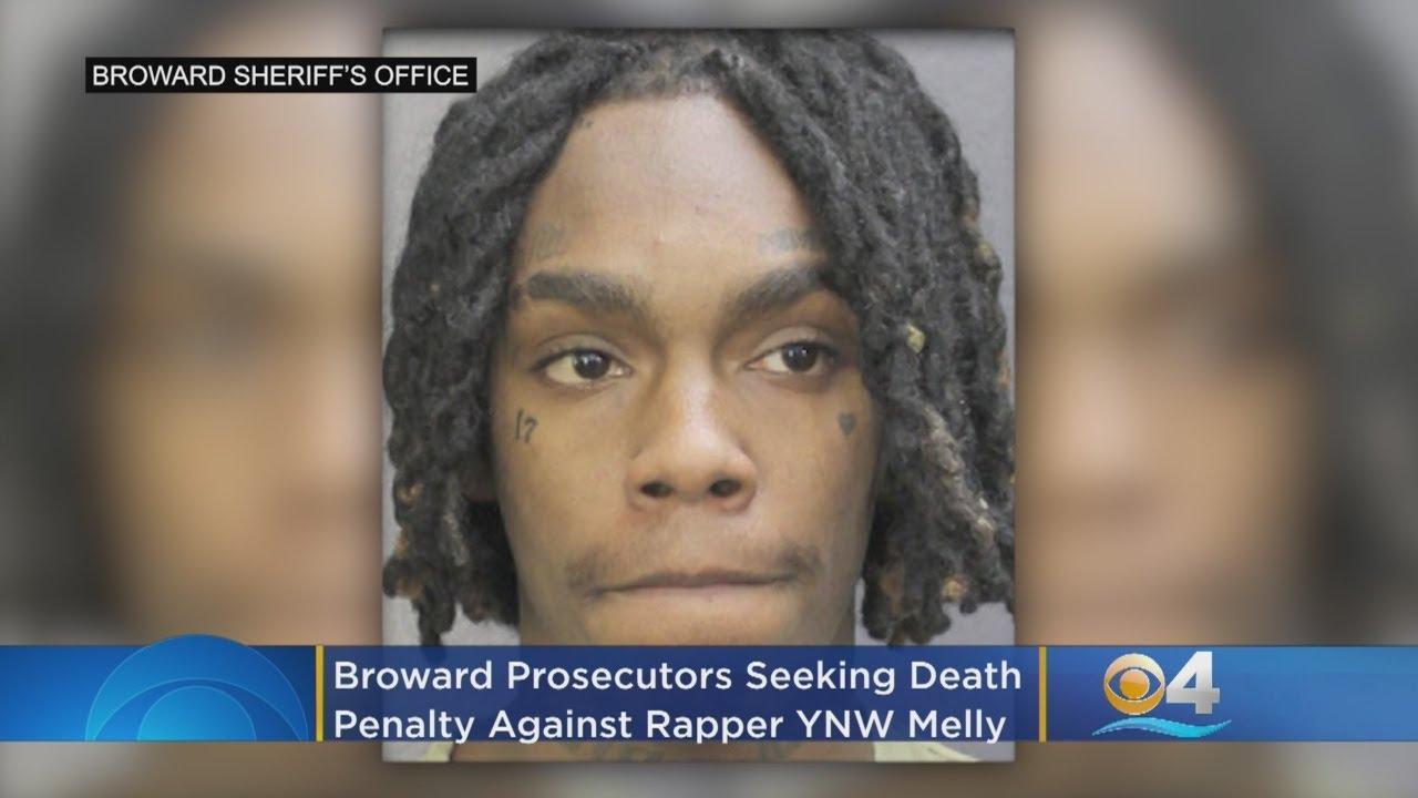 Prosecutors to seek death penalty for rapper YNW Melly