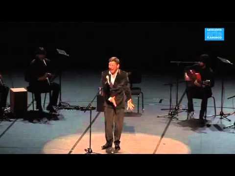 Miguel Poveda por bulerias en el Auditori de Barcelona - 12.01.2012