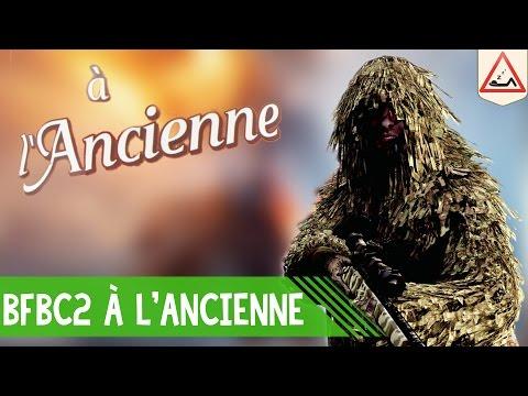 Rediff : Battlefield Bad Company 2 au sniper GOL, à l'ancienne !