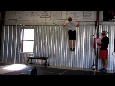 Crossfit Centex Blaine Springston WOD 6 4-28-11