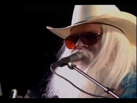 Leon Russell and Willie Nelson's at his Picnic (1998)