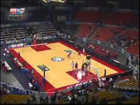 Puerto Rico vs Jordania Clasificacion Olimpiada-Part 1