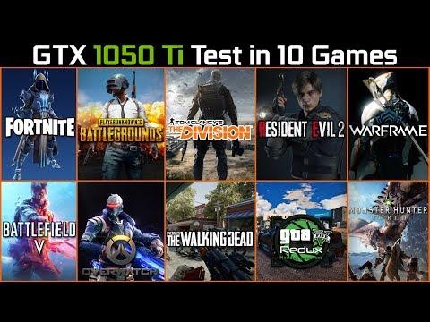 GTX 1050 Ti Test in 10 Games - i5 3570 - 8GB RAM - 1080p #3