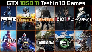 GTX 1050 Ti Test in 10 Games - i5 3570 - 8GB RAM - 1080p #3