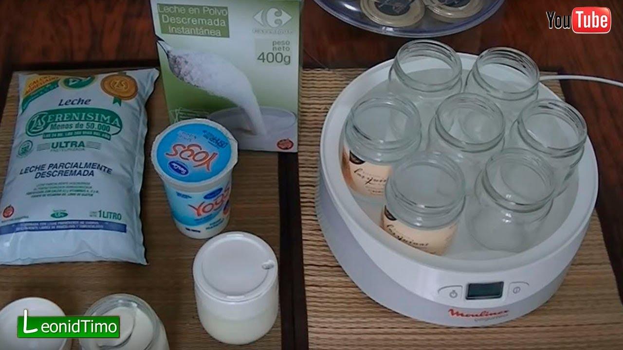 Мулинекс йогуртница инструкция