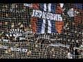 Grobari na Voždovcu | Voždovac - Partizan, 29.11.2017.