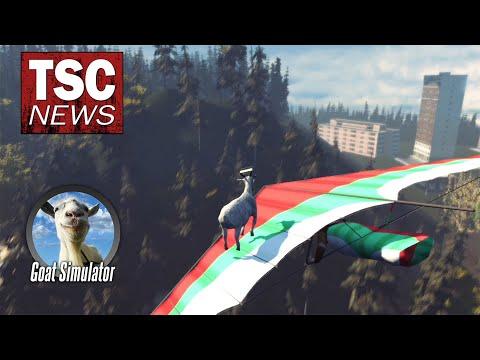 Goat Simulator Review - PS4