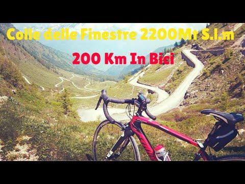 Ciclismo colle delle finestre e 200km in bicicletta youtube - Rivestire i davanzali delle finestre ...