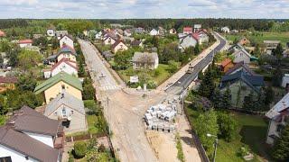 Osiedle Łazek. Remont ulic Sierakowskiego i Padlewskiego