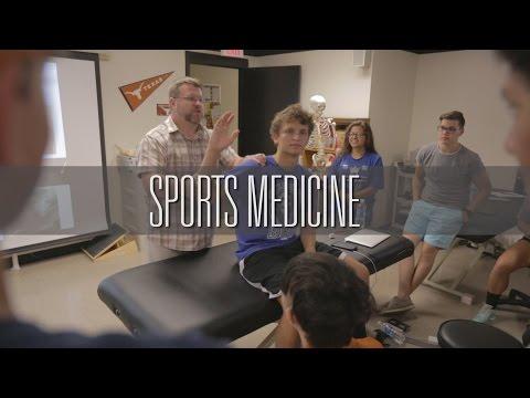 Texas Summer - Sports Medicine