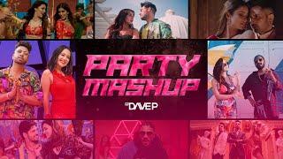 Party Mashup | DJ Dave NYC | Sunix Thakor | Latest Bollywood Mashup