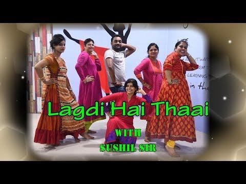 Simran: Lagdi Hai Thaai Song | Dance Covered By Sushil Sir |