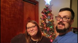 Christmas Decorating is starting now!! (11-25-19)