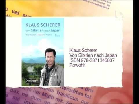 Buchtipp: VON SIBIRIEN NACH JAPAN von Klaus Scherer