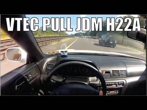 VTEC pull H22A Prelude