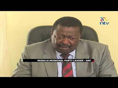 Musalia Mudavadi issues warning to ANC party rebels