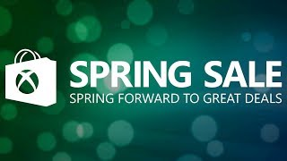 Xbox Games Spring Sale (2018)