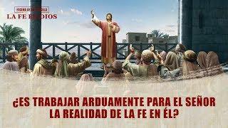 """Fragmento 5 de película evangélico """"La fe en Dios"""": ¿Es lo mismo trabajar mucho que tener una fe sincera en Dios? (Español Latino)"""