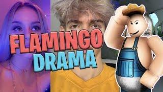 Flamingo FoxxKirsten LanaStuff Drama (Roblox)