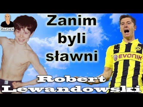 Robert Lewandowski | Zanim byli sławni REUPLOAD