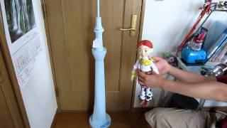 しゃべるジェシーの人形を使って動画を作ってみました。 とてもくだらな...
